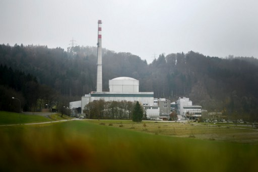 'Truly historic': Switzerland shuts down a nuclear power station for first time