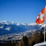 Swiss cities enjoy record sunny January, but what's next for winter?