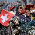When do the Swiss have their public holidays in 2020?