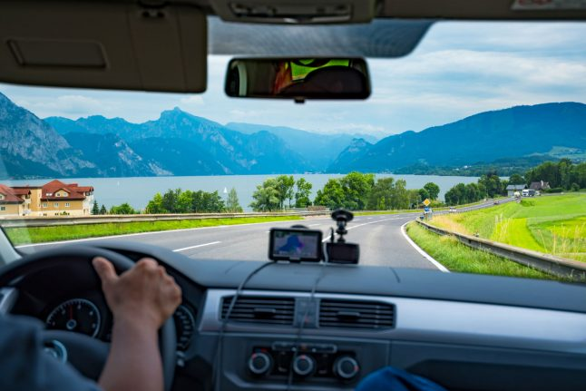 Why Switzerland's roads are among the safest in the world