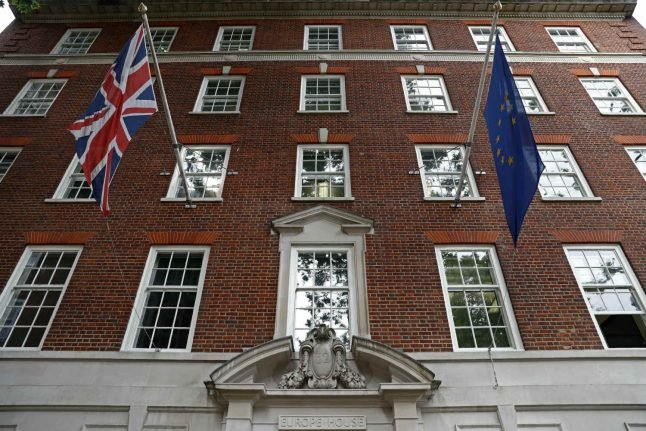Frontier workers to the 'European Esta': British Embassy in Switzerland answers Brexit questions