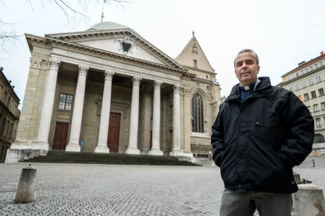First Catholic Mass for 500 years to be held in Geneva church
