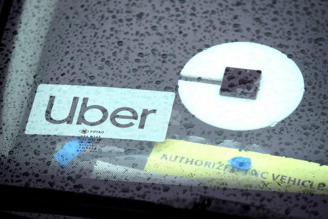 Zurich voters approve additional restrictions for Uber