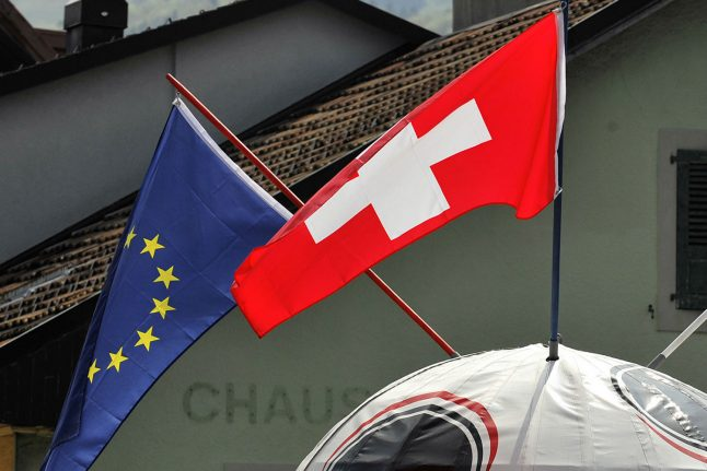 Swiss leaders warn migration initiative would 'end free movement' and 'threaten economic prosperity'