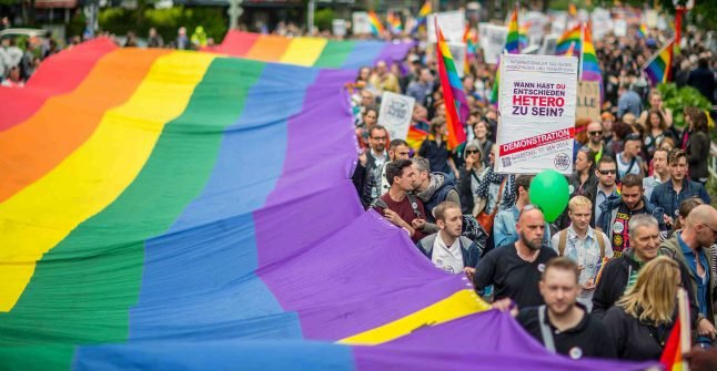 Why homophobia will now be illegal in Switzerland