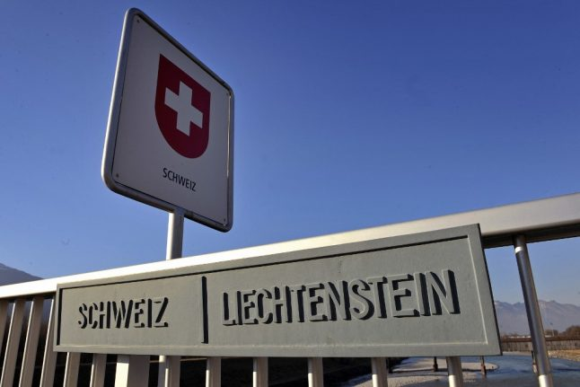 Swiss history: How the army attacked Liechtensteinthree times — by mistake