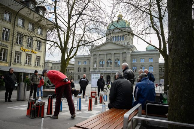 Switzerland closes schools and offers 10 billion francs to businesses hit by coronavirus