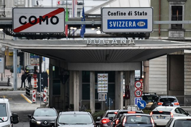 What does Italy's coronavirus lockdown mean for Switzerland and cross-border workers?