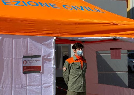 Three things the Swiss civil protection service does during the coronavirus pandemic
