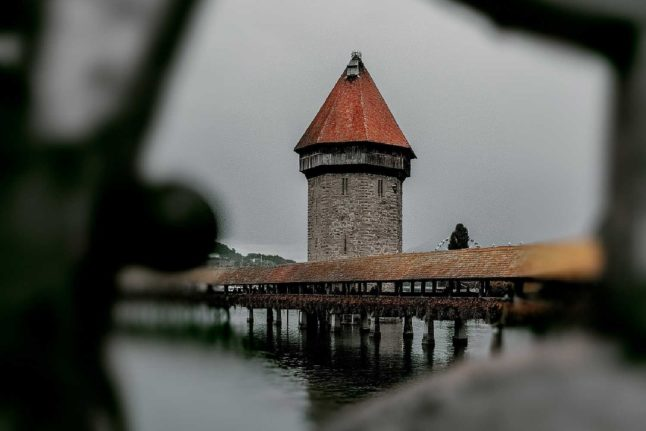 Why the coronavirus could again make Lucerne the capital of Switzerland