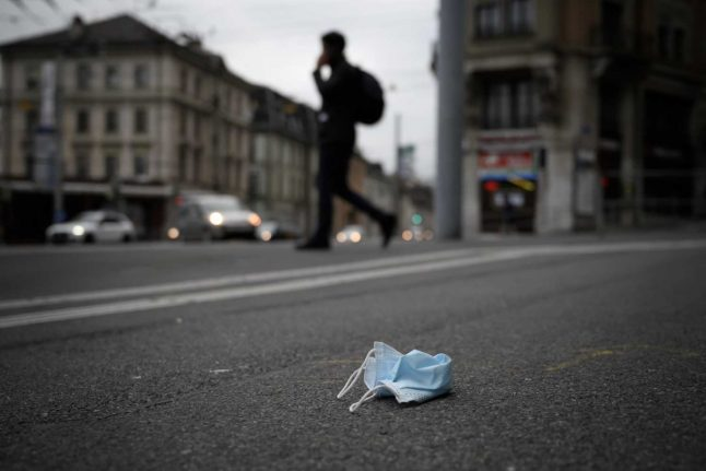 Second coronavirus wave in Switzerland could result in 'up to 5,000 deaths'