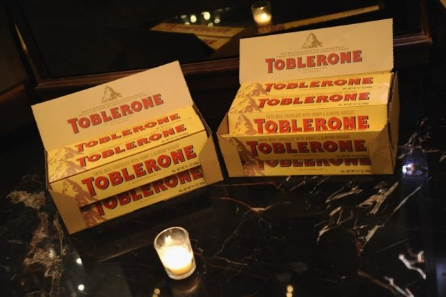Swiss history: What's the real story behind Toblerone's chocolate pyramids?