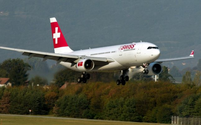 Swiss airline to resume some flights in June