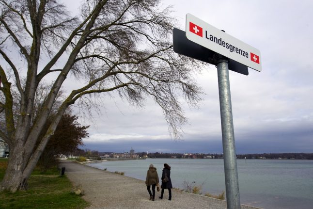 Switzerland's cross-border couples can now reunite, officials say