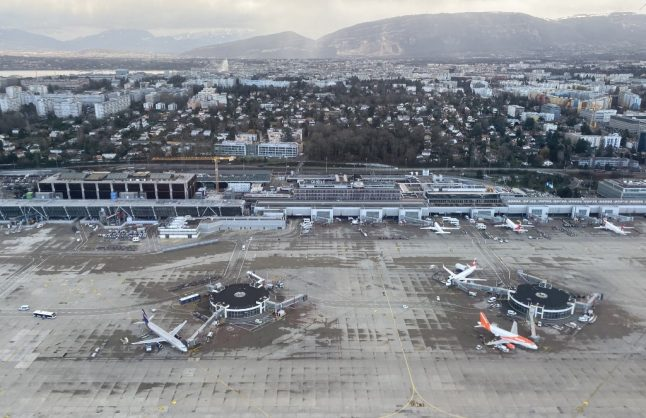 Geneva Airport schedules tentative take-off for mid-June