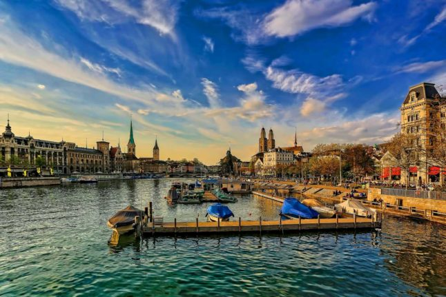 Swiss cities 'the most expensive in Europe for international residents'