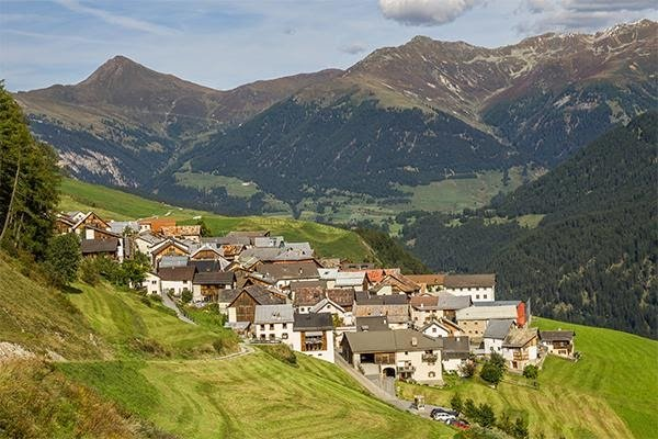 Switzerland's ten most beautiful villages you have to visit
