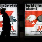 Swiss right-wing party wants mandatory deportation of criminal foreigners