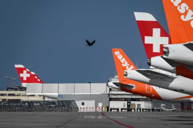 'Anyone could be quarantined': Switzerland repeats advice not to travel abroad