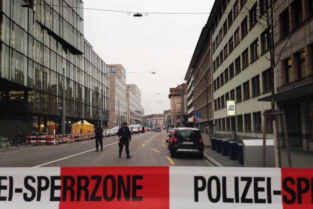 Police and bus driver attacked during mask check in Switzerland