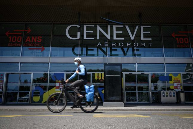Geneva: Face masks now compulsory in shops and airport