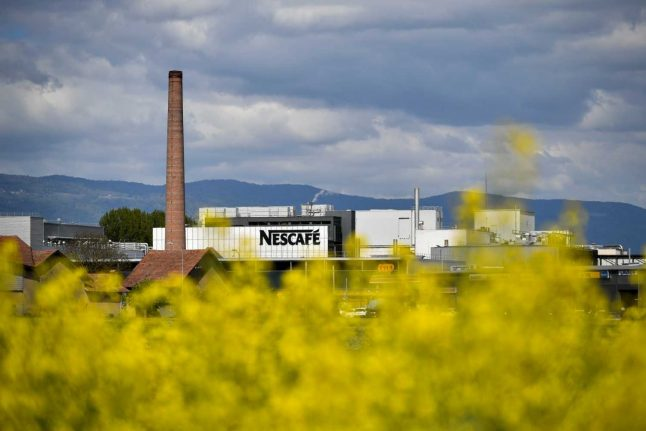 Nestle spends 160 million francs to expand Swiss coffee production