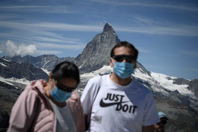 Reader poll: Four in five want to extend compulsory masks across Switzerland