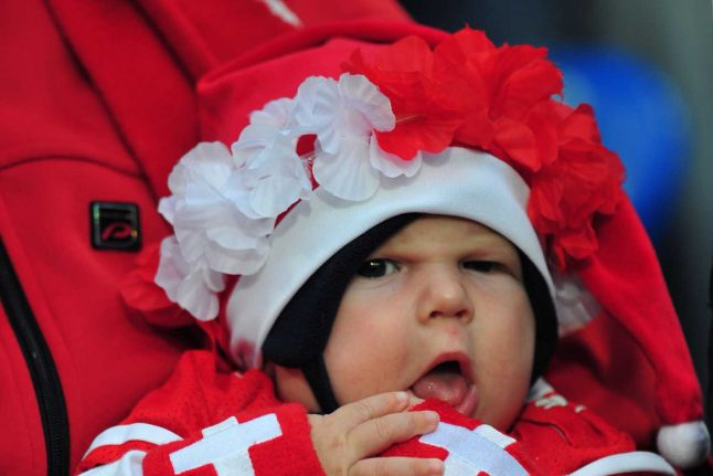 Everything you need to know about Switzerland's paternity leave referendum