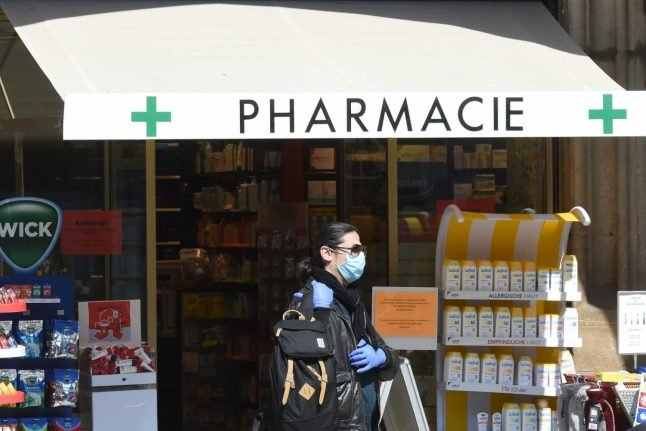 Zurich proposes 'rapid coronavirus testing' in pharmacies to curb rising infections