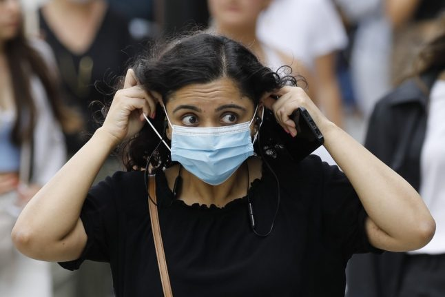 UPDATE: Where in Switzerland are masks compulsory right now?