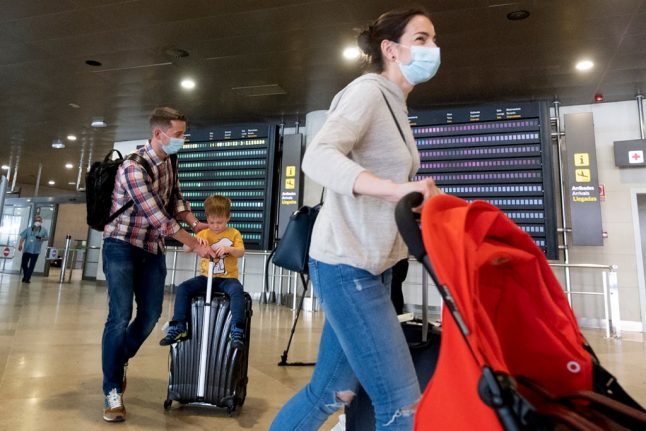 Arrivals to Switzerland from Spain must quarantine as of Saturday