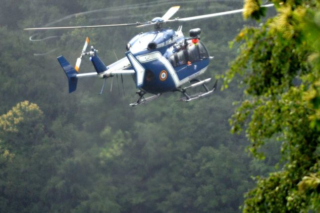 Three dead, one missing in Swiss canyoning accident