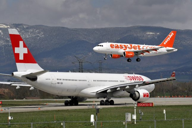 Switzerland closes transit loophole for 'high risk' arrivals