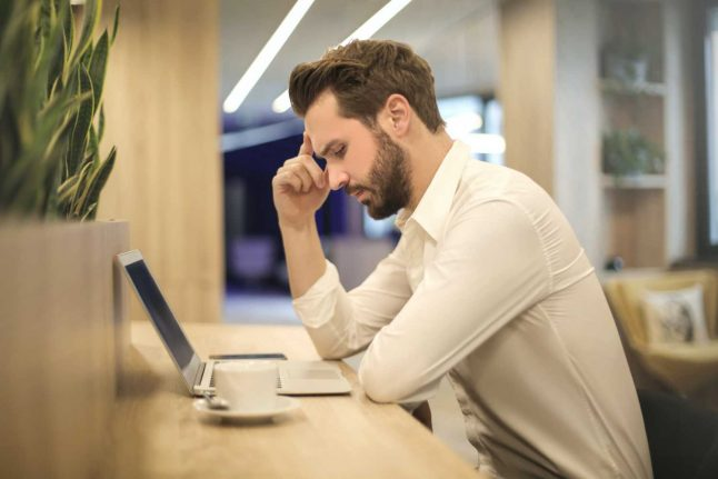 More than half of Swiss workers report feeling 'emotionally exhausted'