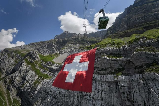Switzerland drops below its 'high-risk' threshold due to falling Covid-19 rates