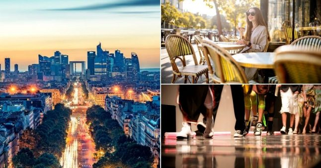 INFOGRAPHIC: Paris – 14 unexpected facts on careers, culture, food and fashion