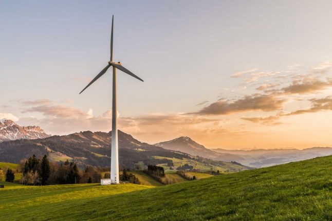 Climate: Three-quarters of Switzerland's energy comes from renewable sources