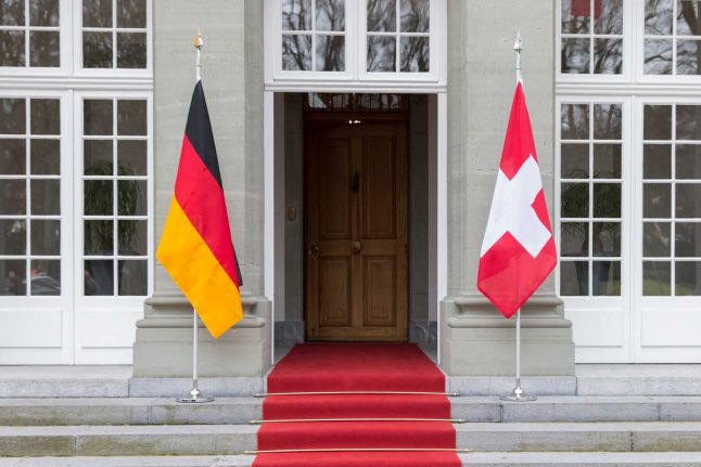 Geneva and Vaud included on Germany's travel warning list