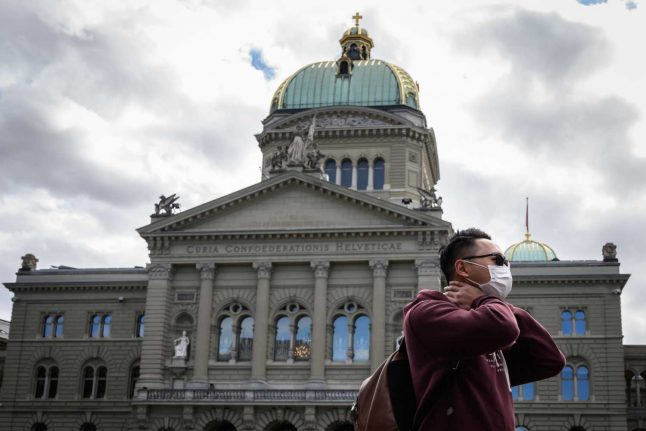 Masks compulsory in shops in Solothurn from Thursday