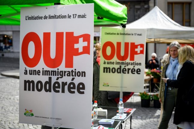 Is EU freedom of movement at risk in Swiss referendum?