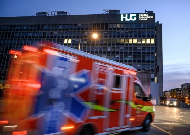Switzerland faces lack of hospital beds as coronavirus infections soar