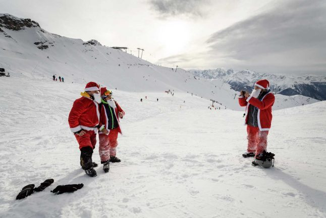 'Just ten guests at Christmas': How long will Switzerland's Covid-19 measures last?