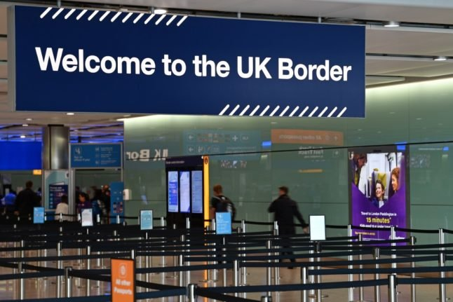 OPINION: Britons living in Europe will be locked out of UK by 'inhumane' law