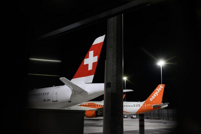 Travel: Where can you fly from Switzerland right now?