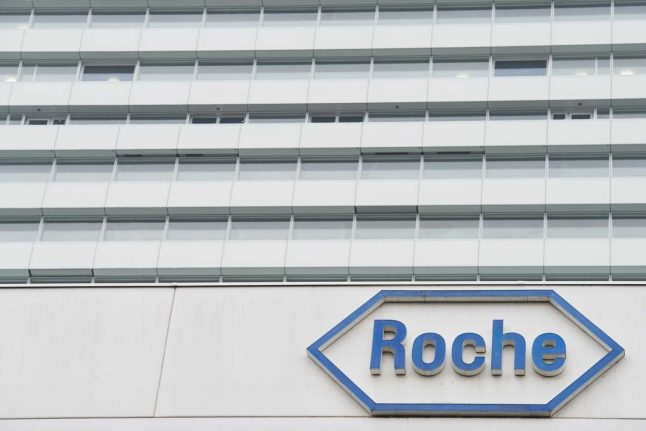 Switzerland's Roche promise high-volume rapid Covid-19 test by end 2020