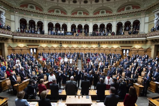Swiss politician's call to ban dual citizens from becoming MPs sparks anger