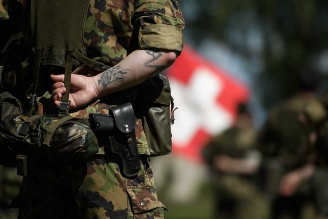 Two Swiss cantons call for military assistance as hospitalisations skyrocket