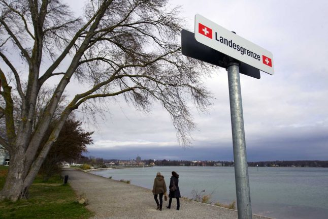 Eight further Swiss cantons added to Germany's 'high risk' list