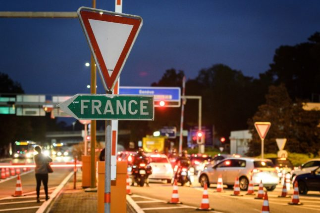 What Swiss residents need to do to avoid being fined in France