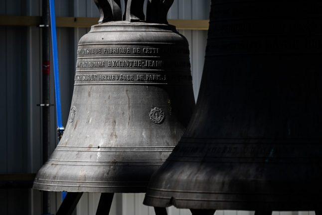 How a nighttime bell has caused uproar in a Swiss village